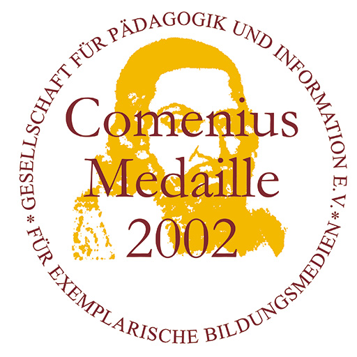 Voxel-Man receives Comenius Medal 2002