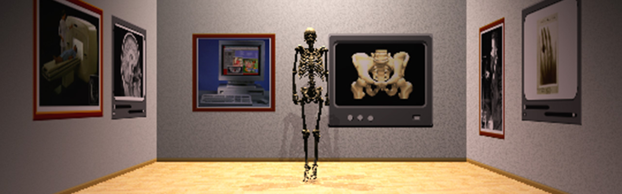 Professor Röntgen Meets the Virtual Body (1994)