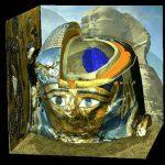 Virtual Mummy in an Egyptian setting