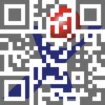 Voxel-Man QR Code